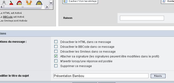 Présentation Bambou Screen15