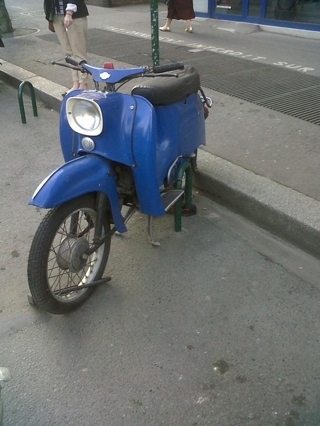 Scooter Simson vu sur Vincennes Img00618
