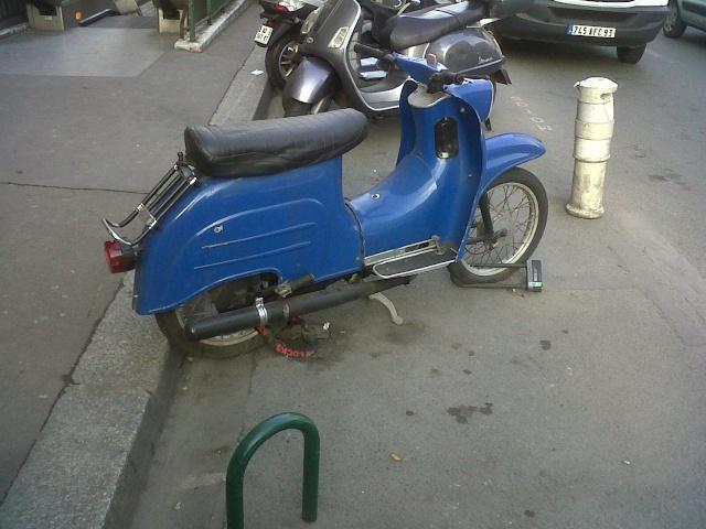 Scooter Simson vu sur Vincennes Img00619