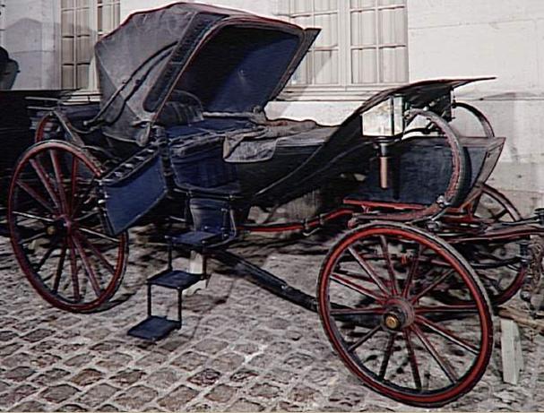 Les voitures Hippomobiles Voitur20
