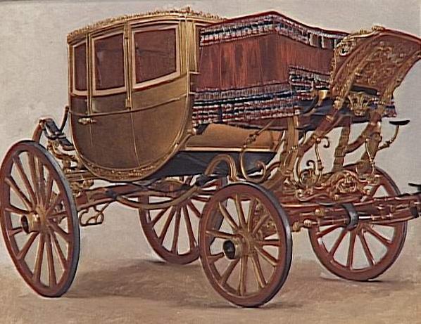 Les voitures Hippomobiles Voitur21