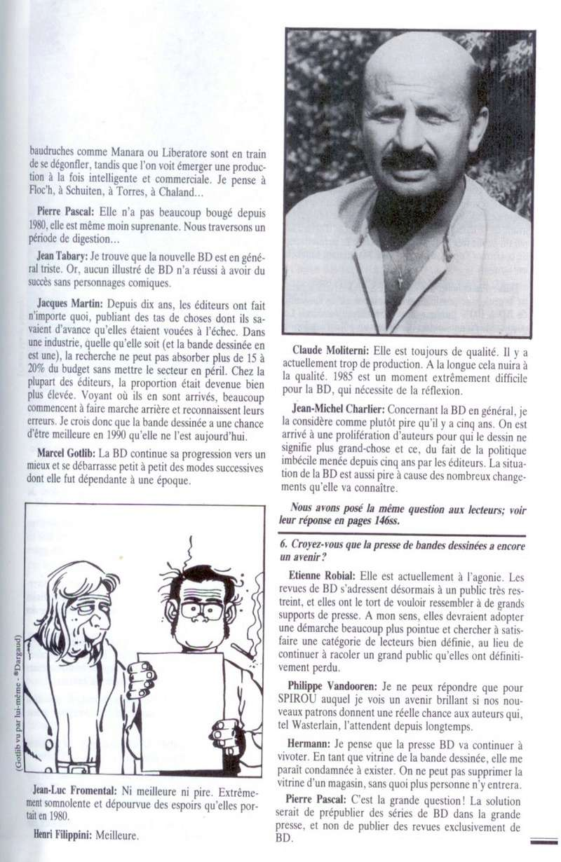 Interview, fanzines et articles divers sur Jacques Martin - Page 2 0416