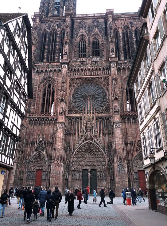 Martinade à Strasbourg 20180310