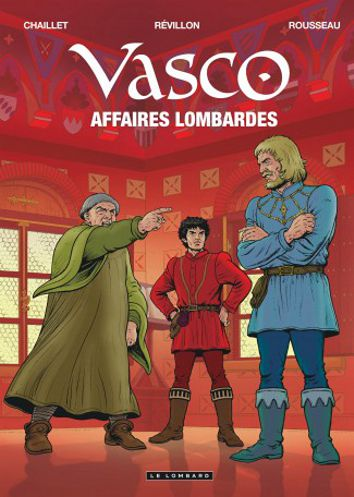 Vasco de Gilles Chaillet - Page 13 Affair10