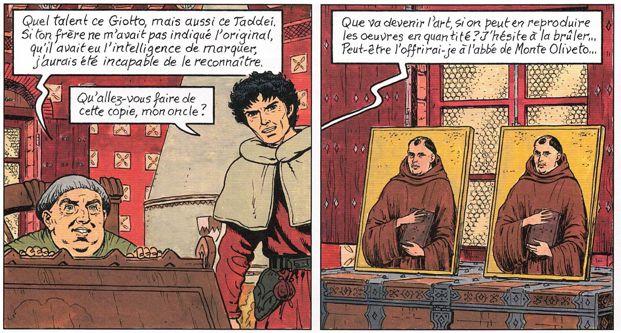Vasco de Gilles Chaillet - Page 13 Affair12