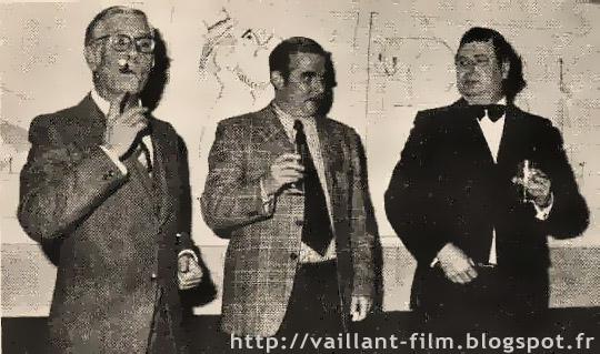 Jean Cézard : M. TOUDOU (et son singe Toulour ) et bien d'autres personnages Arnal-10
