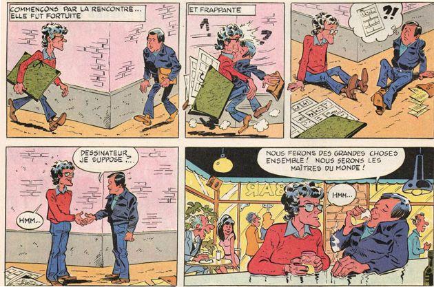 Les BD qui racontent la BD - Page 2 Attana15
