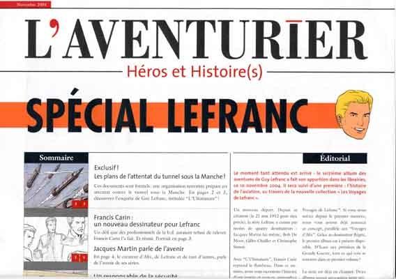 """Lefranc et produits """"para-BD"""" - Page 4 Aventu12"""