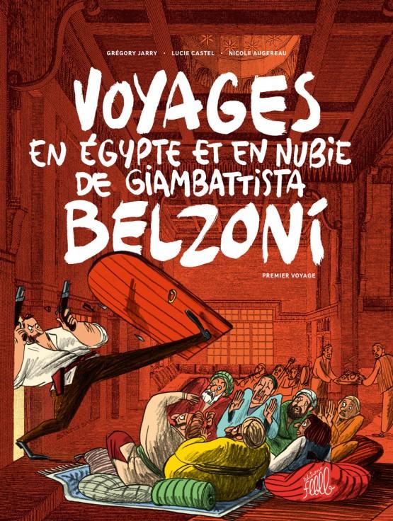 Voyages et bandes dessinées Belzon10