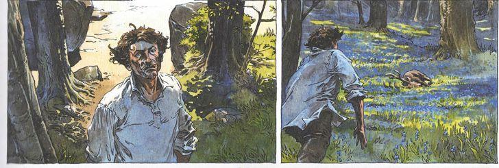 Guillaume Sorel l'artiste Bluebe17