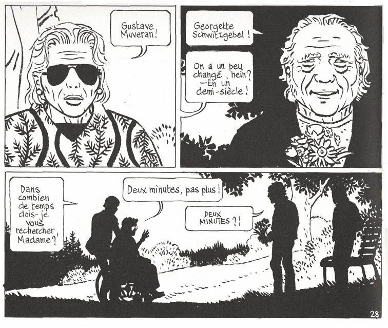 Cosey, l'éternel voyageur - Page 5 Calyps10