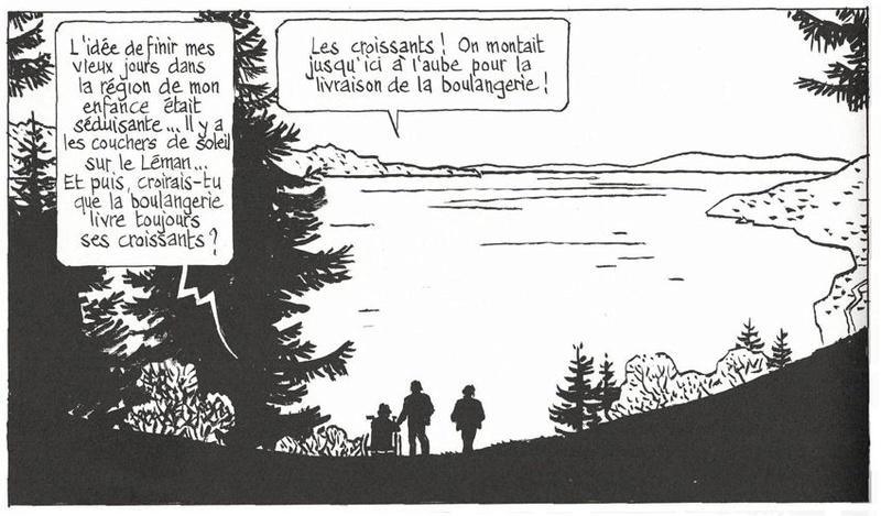 Cosey, l'éternel voyageur - Page 5 Calyps12