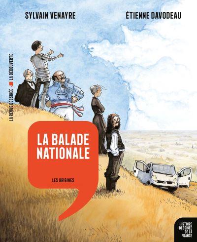 L'histoire de France en bandes dessinées Davode10