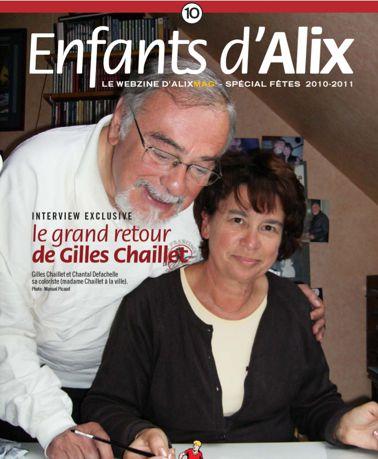 ENFANTS D'ALIX : le webzine Eda-1010