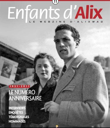 ENFANTS D'ALIX : le webzine Eda-1110