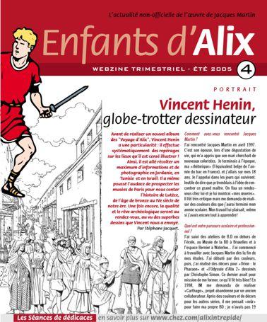 ENFANTS D'ALIX : le webzine Eda-410