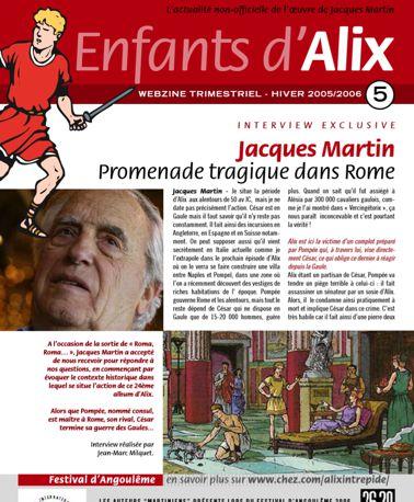 ENFANTS D'ALIX : le webzine Eda-510