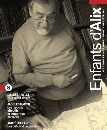 ENFANTS D'ALIX : le webzine Eda-810