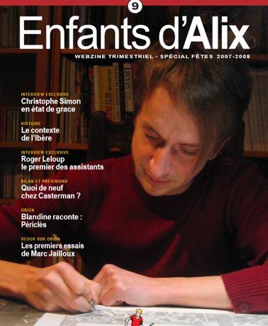 ENFANTS D'ALIX : le webzine Eda-910