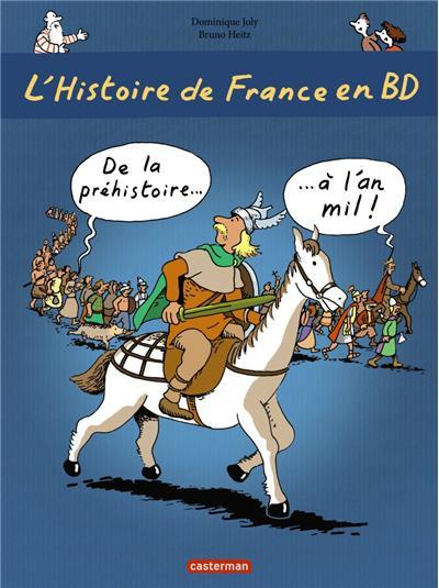 L'histoire de France en bandes dessinées Enfant10