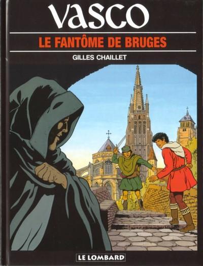 Vasco de Gilles Chaillet Fantym10