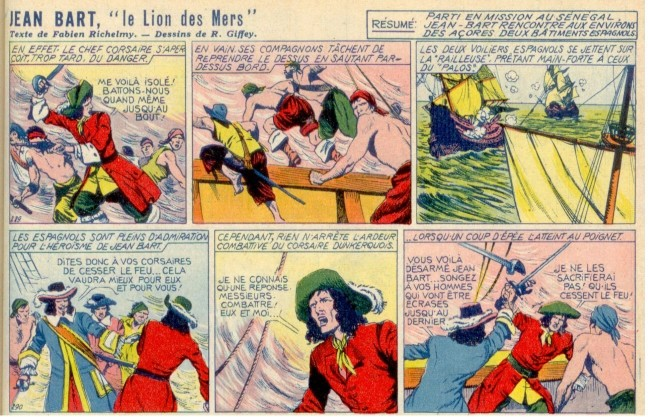 René Giffey dessinateur d'histoire (s) Giffey13