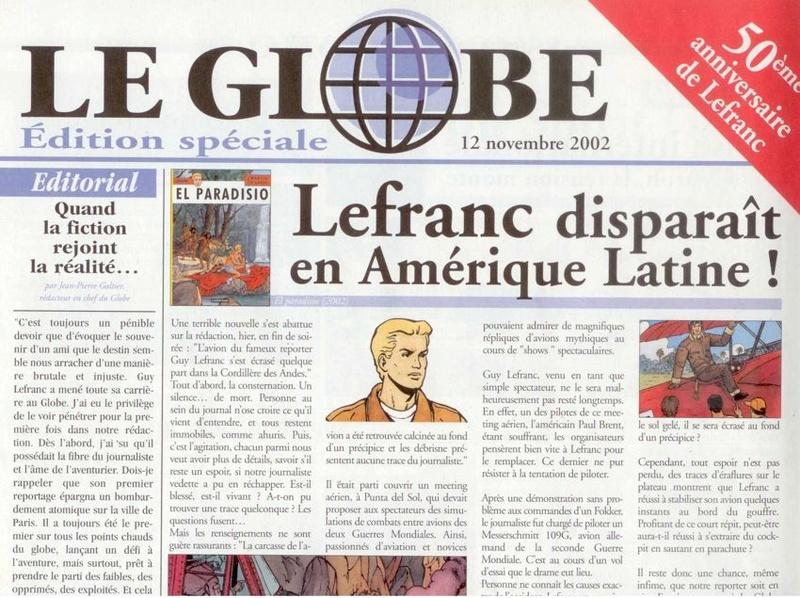 """Lefranc et produits """"para-BD"""" - Page 4 Globe-10"""