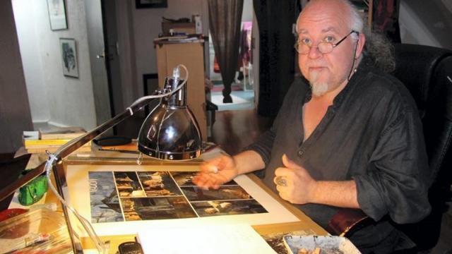 Guillaume Sorel l'artiste Guilla10