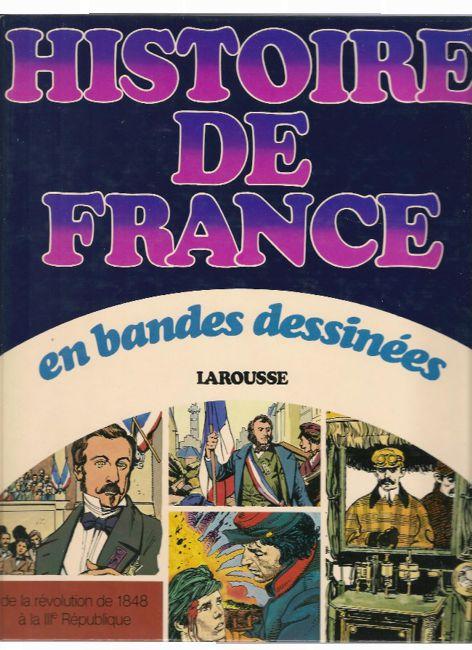 L'histoire de France en bandes dessinées Histoi11