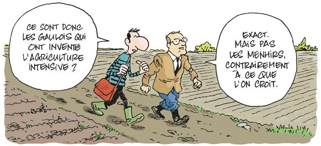 L'histoire de France en bandes dessinées Histoi14