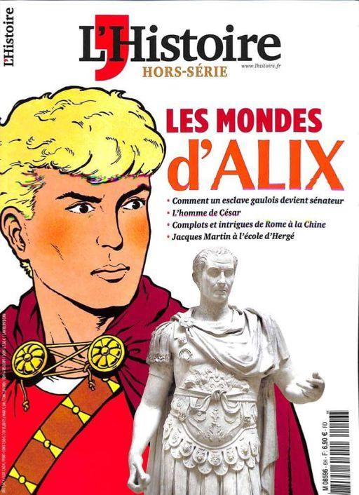 "Alix dans ""l'Histoire"" Histor10"