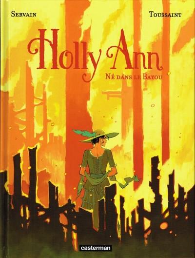 Avis divers sur diverses séries historiques - Page 4 Holly-12
