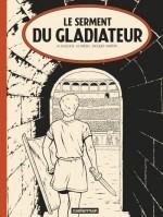 """Le """"Serment du Gladiateur"""" en noir et blanc  Le-ser10"""
