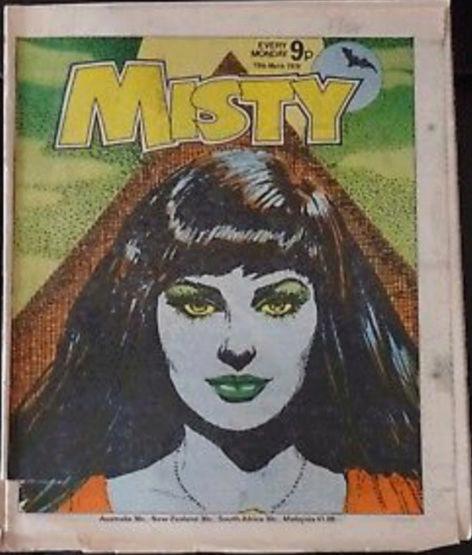 Bandes dessinées britanniques - Page 5 Mistay10