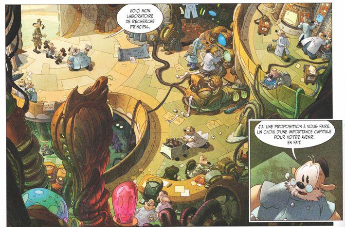 Mickey par Iwerks, Gottfredson et les autres - Page 10 Ocyan-11