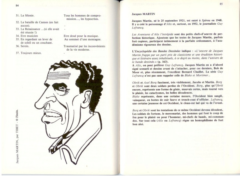 Interview, fanzines et articles divers sur Jacques Martin - Page 2 Page_210