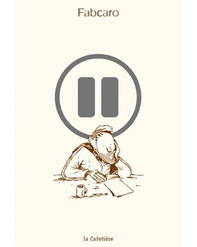 Fabrice Caro, alias Fabcaro, le démiurge de l'absurde Pause-10
