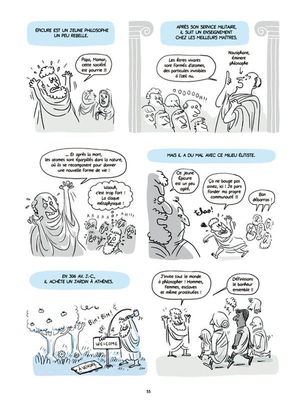 Philosophie et bande dessinée Philoc11