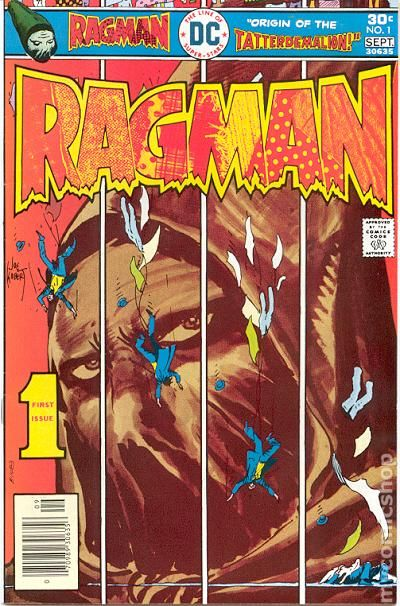 Joe KUBERT - Page 5 Ragman10