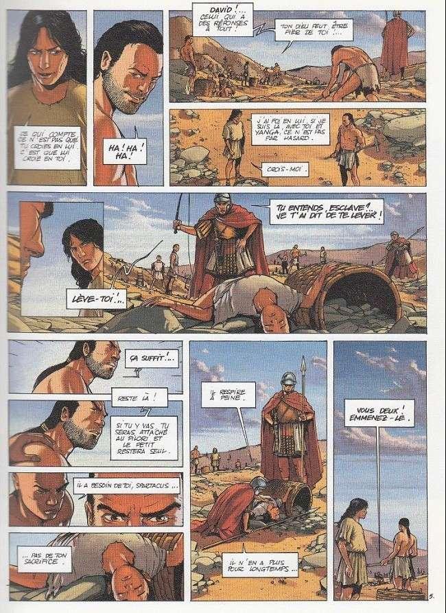 Spartacus (3° guerre servile ; 73-71 B.C. ) Sparta11