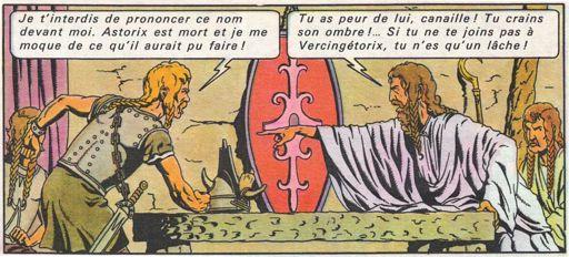 Alix et les Druides  Sphinx10