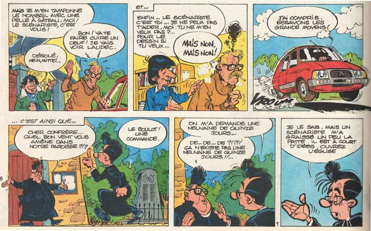 Les BD qui racontent la BD Spirou13