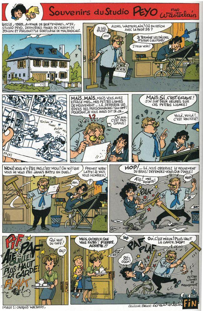 Les BD qui racontent la BD - Page 2 Spirou16