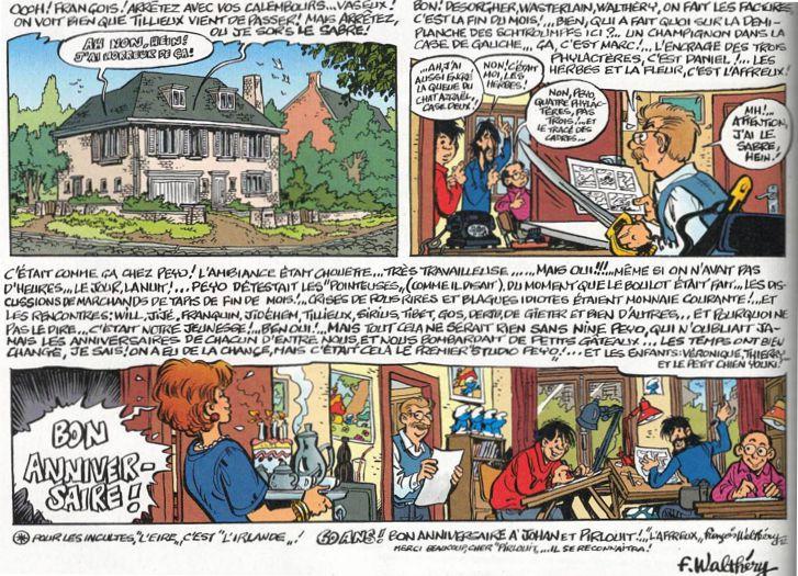 Les BD qui racontent la BD - Page 2 Spirou17