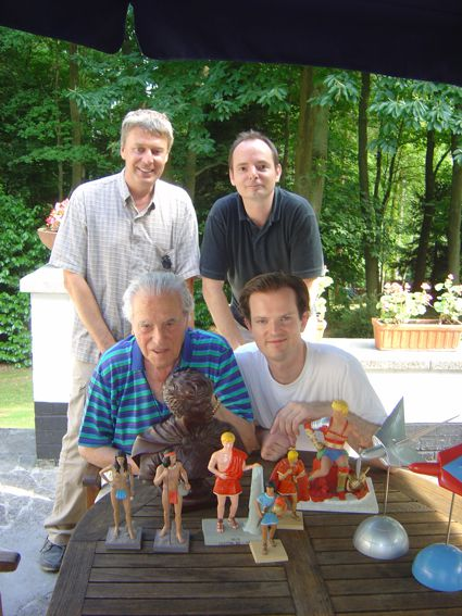 "Enfants d'Alix et ""martinades"" : quelques souvenirs Statue10"