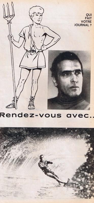 Interview, fanzines et articles divers sur Jacques Martin - Page 2 Tintin11