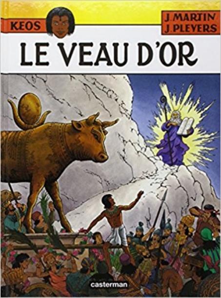 Keos 3 : le Veau d'or Veau-d11