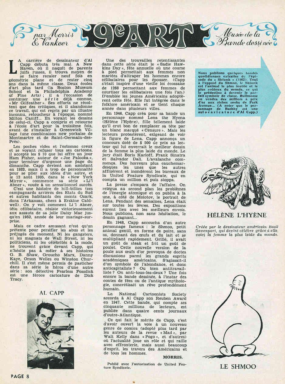 Un maître de la parodie : Al Capp - Page 7 Abners10