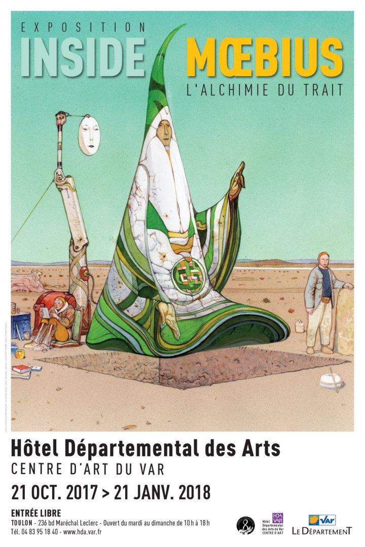 Actualités sur Jean Giraud & Moebius - Page 3 Affich10