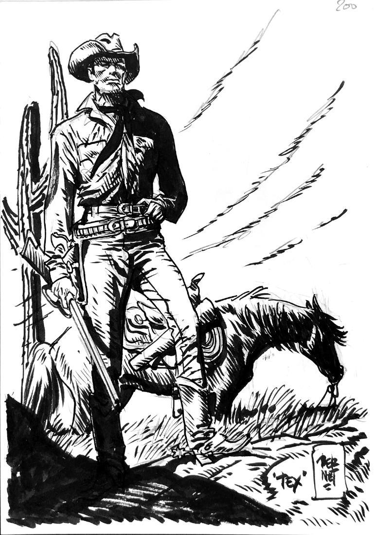 Le monde du western - Page 17 Bernet10